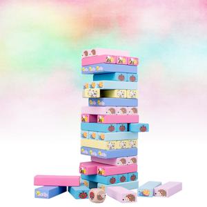 Detská hra - drevená veža