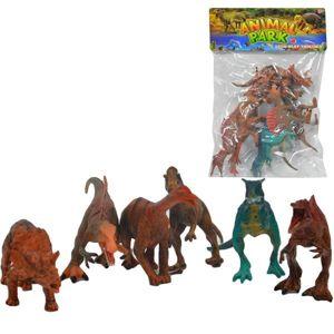 Dinosaury sada 6 ks