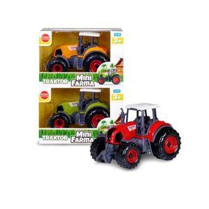 Farmársky traktor 10 cm
