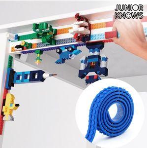 Nalepovacia páska na lego - modrá