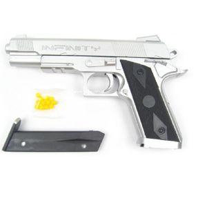 Pištoľ na guľky 20 cm