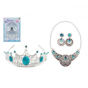 Súprava šperkov princeznej Elsy 3 diela