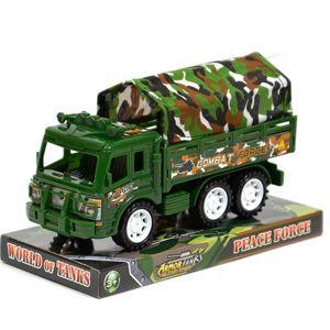 Vojenské nákladné auto